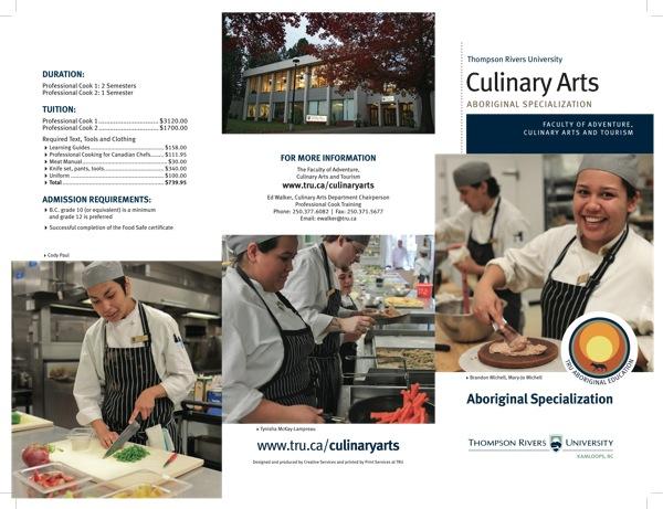 Culinary Arts university of sydney foundation program
