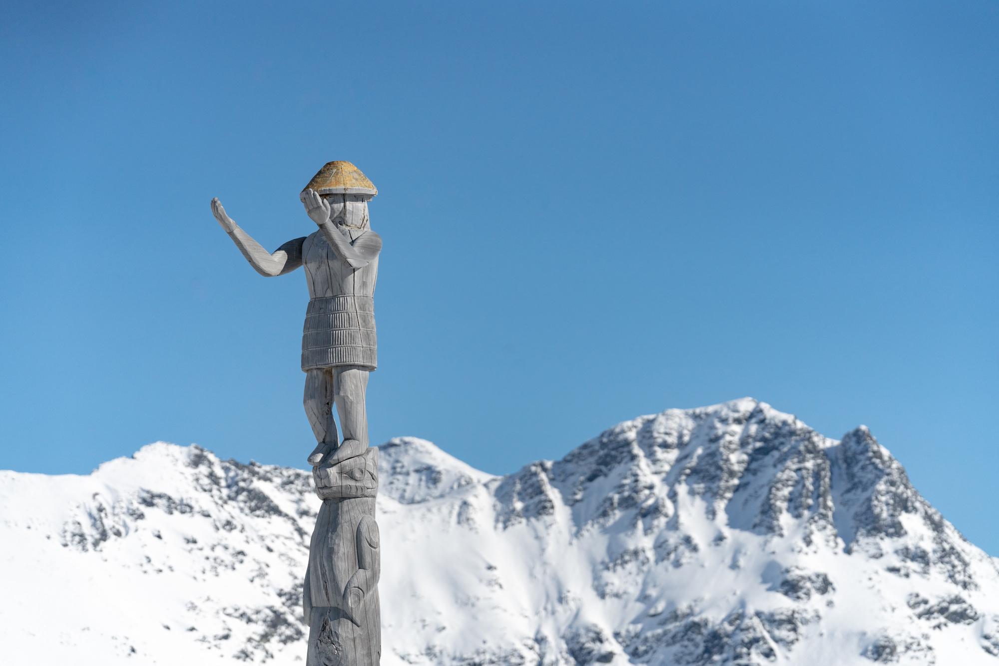 Whistler Totem Pole