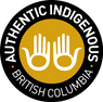 ITBC Authentic Indigenous Logo in gold