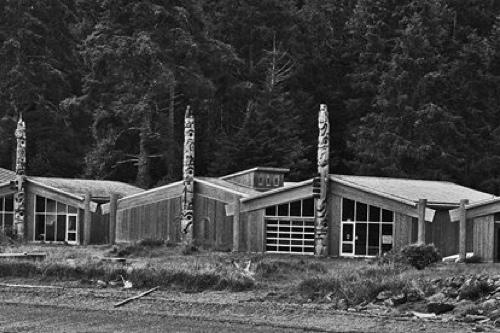 Haida Heritage Centre at Ḵay Llnagaay_image