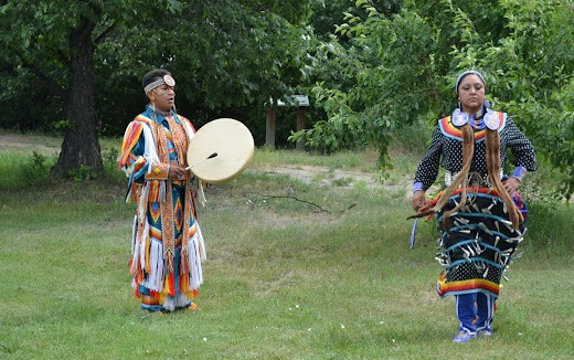 Secwepemc Museum and Heritage ParkDancers