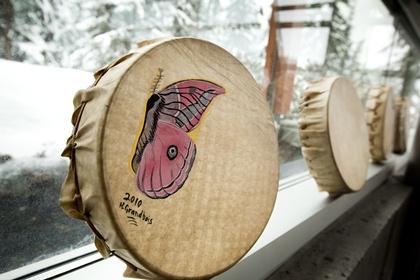 lilwatpainted-drum