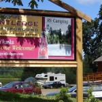 Puntledge RV Campground and Nim Nim Interpretive Centre_image