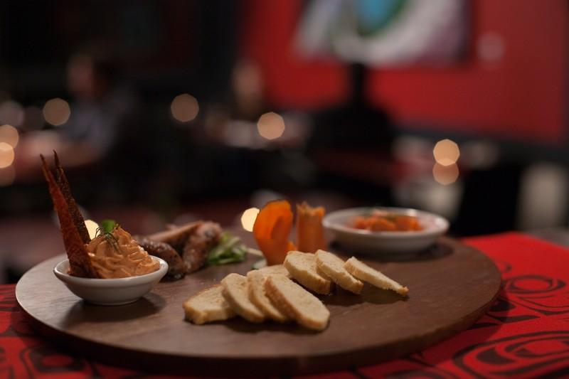 Bannock Restaurant Vancouver