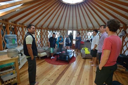 Wya-Point-Yurt-Inside