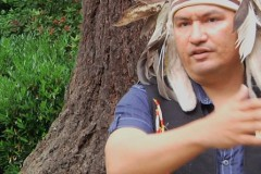 Chief Ian Campbell discusses sweat lodges.