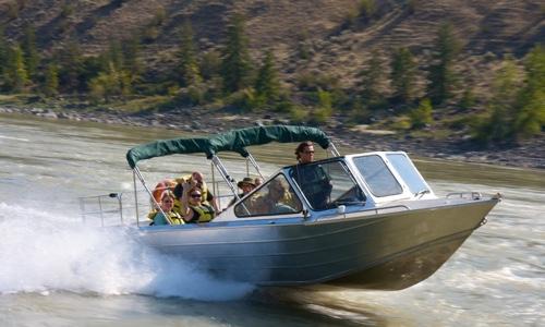 Cariboo Chilcotin Jetboat Adventures