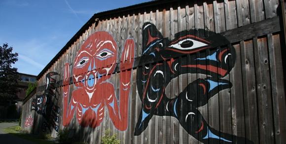 Quw'utsun' Cultural Centre