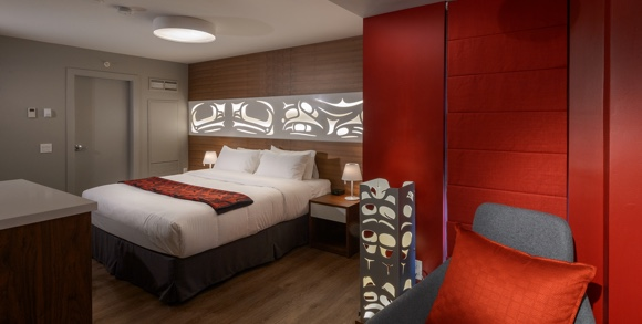 Skwachays Hotel Longhouse Suite #603