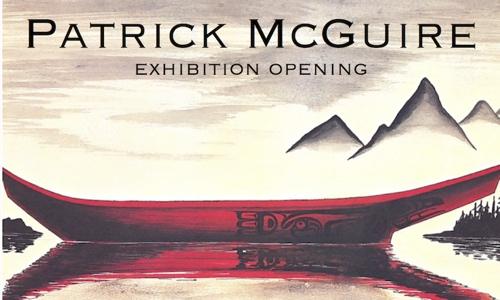 Patrick McGuire Exhibition