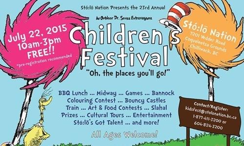 The Sto:lo Nation Annual Children's Festival