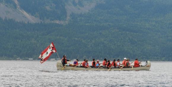Canoe Journey 2