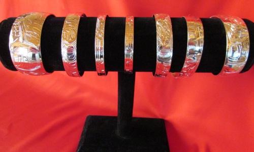 nancy-dawson-silver-native-bracelets