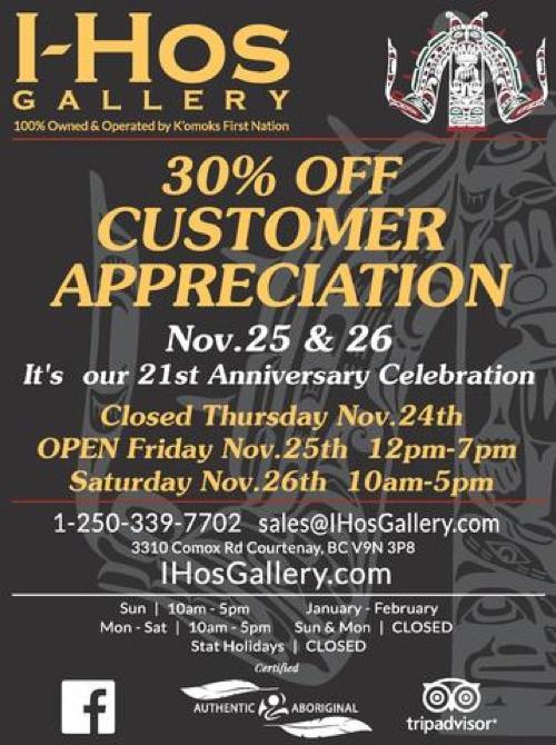 i-hos-customer-appreciation