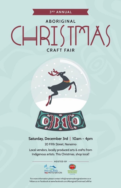 xmas-aboriginal-craft-fair-nanaimo