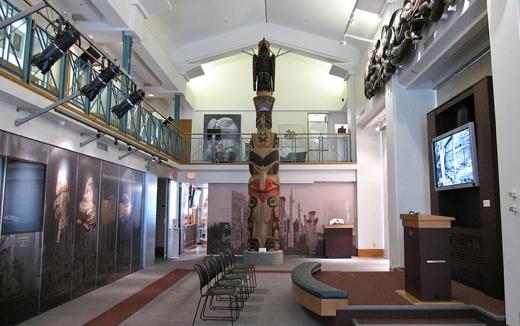 Bill-Reid-Gallery-of-Northwest-Coast-ArtGrand-Hall