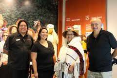 Cost Salish Wool Weaving Unveiling in Whistler