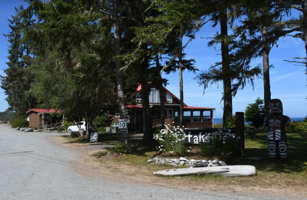 Cluxewe Resort