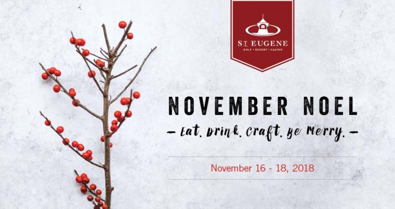 St. Eugene November Noel