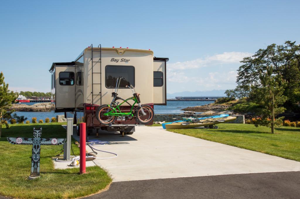 Salish Seaside RV Park
