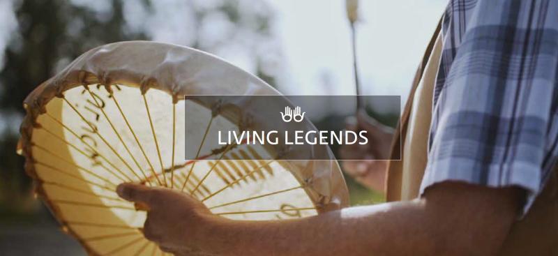 Indigenous Tourism BC - Living Legends