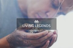 Living Legends: Tanner Francois or Quaaout Lodge