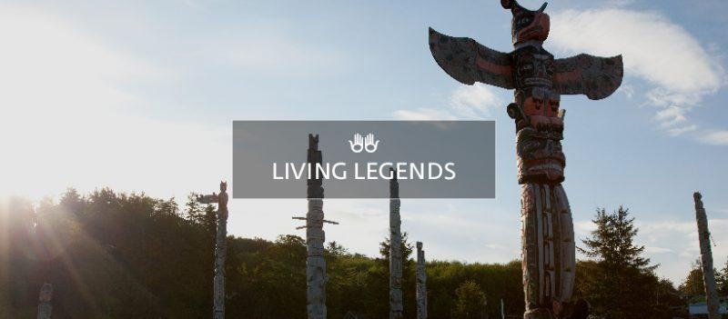 Indigenous Tourism BC Living Legends 2019