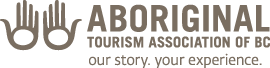 Aboriginal Tourism Association of BC logo